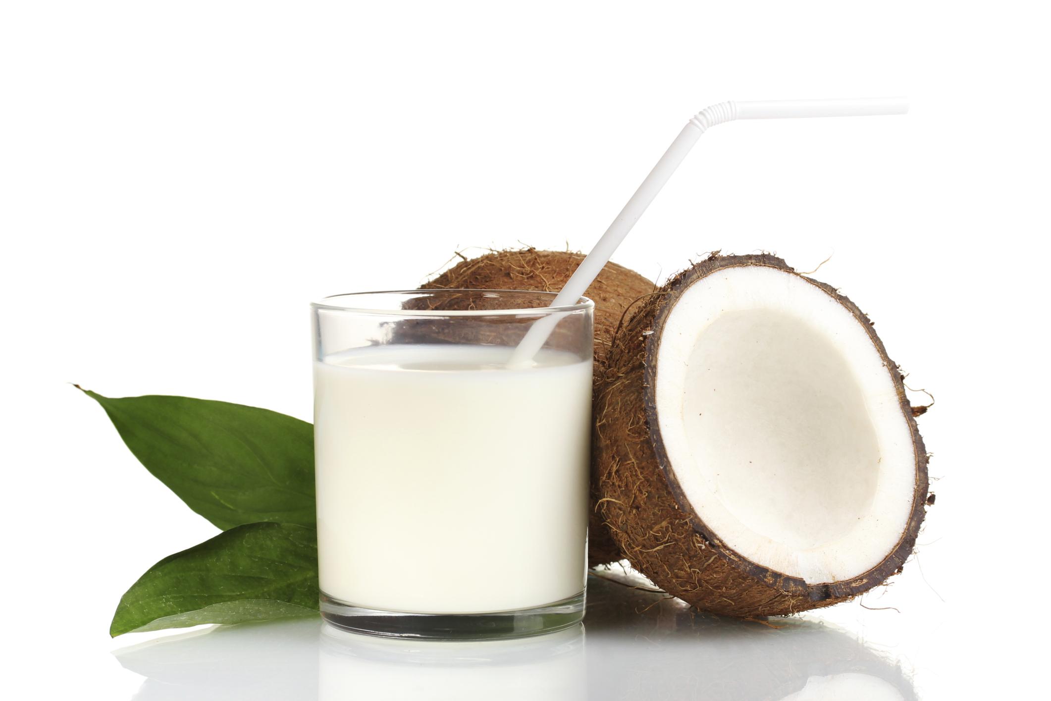 شیر-نارگیل-بخورید